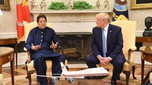 Imran-khan and trump