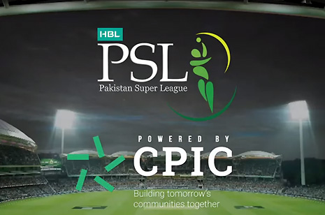 CPIC sponsors PSL Cricket 2020